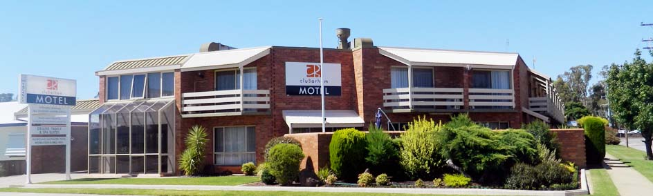 cluBarham Motel provides modern and comfortable accommodation with friendly country hospitality